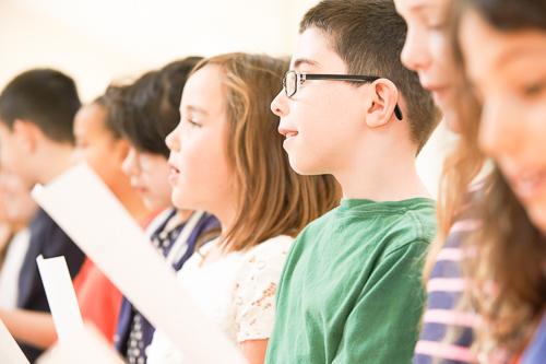Join your church choir