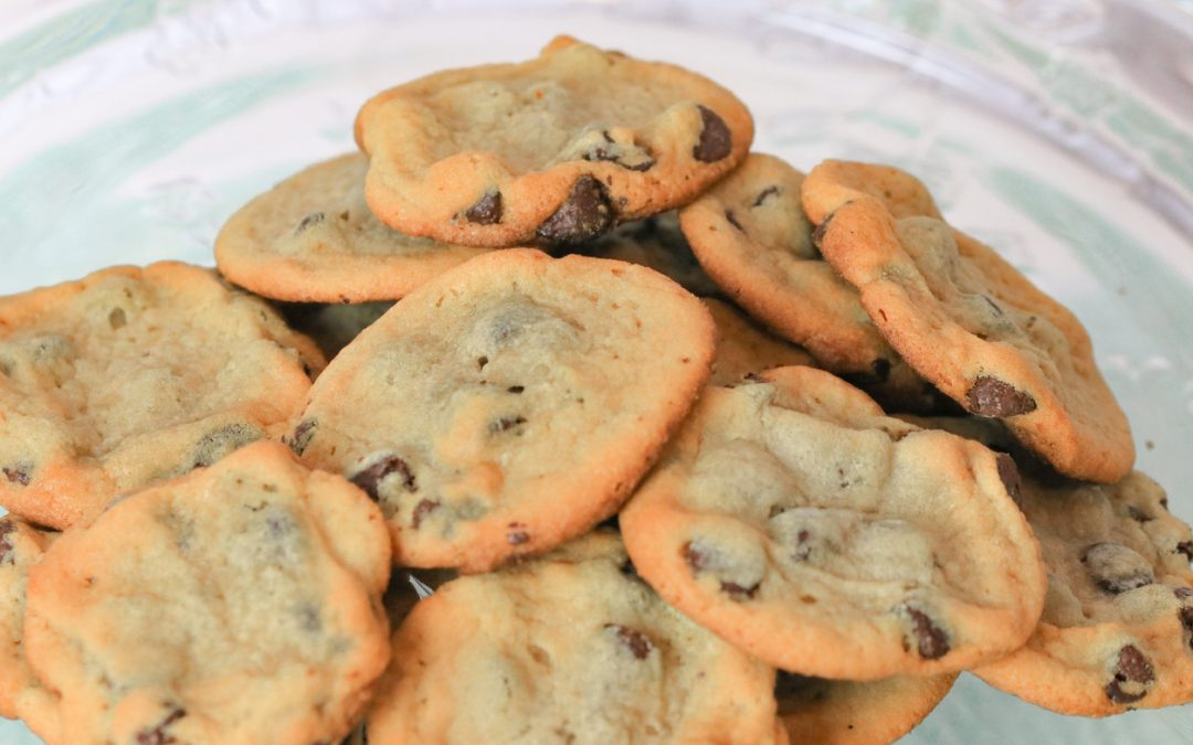 Bake cookies for a neighbor
