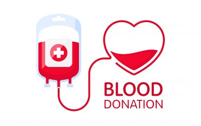 Donate blood at your local Red Cross