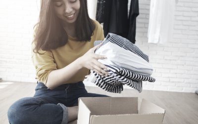 Closet organizing that helps families