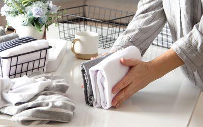 Do chores for someone who needs help