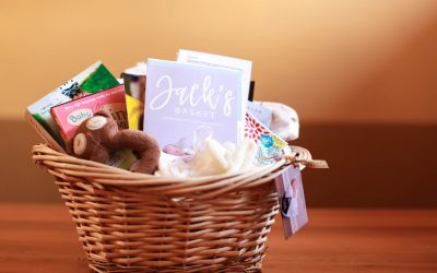 Celebrate with Jack's Basket
