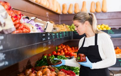 Thank a grocery store worker, cashier or barista