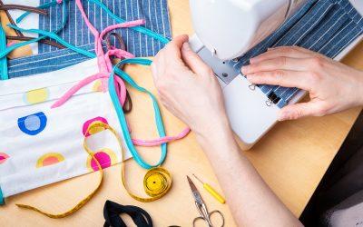 Sew Reusable Masks