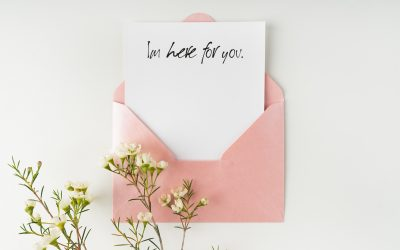 Write a note of encouragement to someone experiencing loss