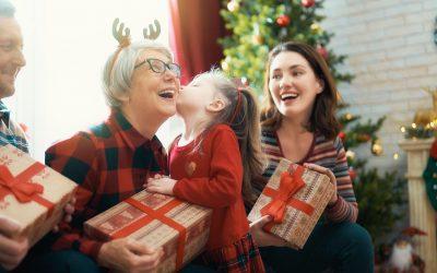 Change a family's life this Christmas