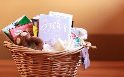 Support Jack's basket