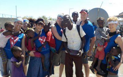 Volunteer for Healing Haiti