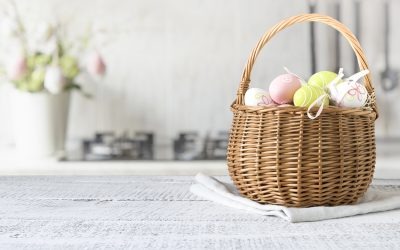 Make an Easter Basket for a Family in Need