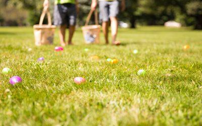 Create a Neighborhood Easter Egg Hunt